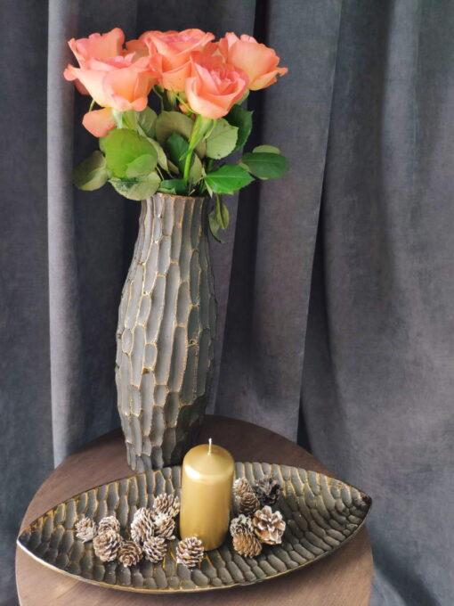 "Keramikinė vaza ""Nata"" interjere 4"