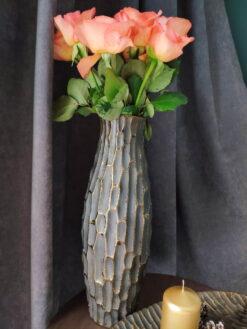 "Keramikinė vaza ""Nata"" interjere 3"