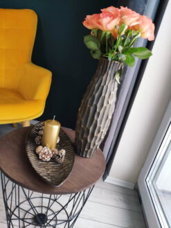 "Keramikinė vaza ""Nata"" interjere 2"