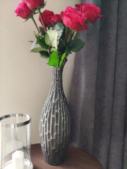 """Keramikinė vaza """"LiraS"""" interjere 3"""