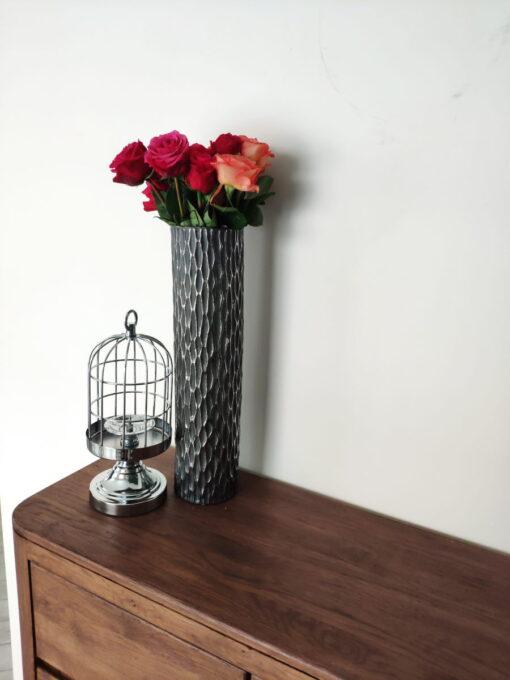 "Keramikinė vaza ""Mona"" interjere 1"