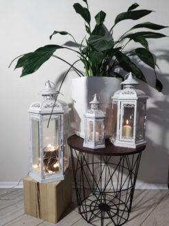 """Metaliniai žibintai – žvakidės """"Kora"""""""