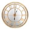 """Laikrodis """"Grand Central"""" (auksinis)"""
