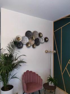 """Sienos dekoracija """"Joli"""" interjere 2"""