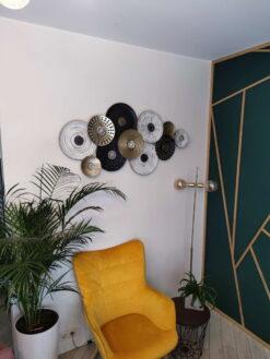 "Sienos dekoracija ""July"" interjere 3"