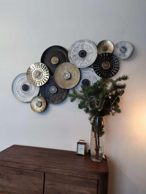 "Sienos dekoracija ""July"" interjere 2"