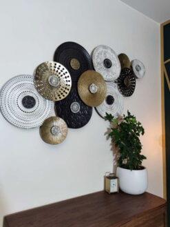 "Sienos dekoracija ""July"" interjere 1"