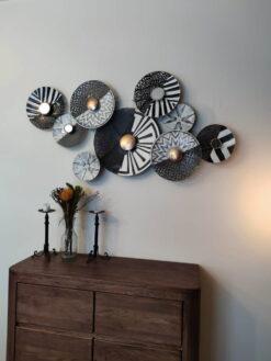 """Sienos dekoracija """"Liucy"""" Interjere 1"""