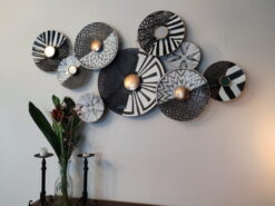 """Sienos dekoracija """"Liucy"""" Interjere 4"""