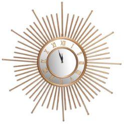 """Veidrodis """"Laikrodis - Luxury"""""""