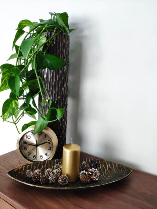"""Keramikinė vaza """"Lora"""" interjere 1"""
